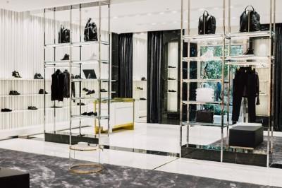 Giuseppe Zanotti new store Moscow