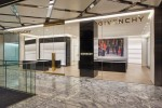 Givenchy reopens store at Westfield in Sydney
