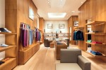 Hermes renovated boutique at De Bijenkorf, Amsterdam