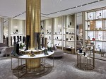 Jimmy Choo newly renovated store Milan, Via Sant'Andrea