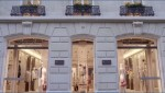 Loro Piana new store Paris at 38, Avenue Montaigne