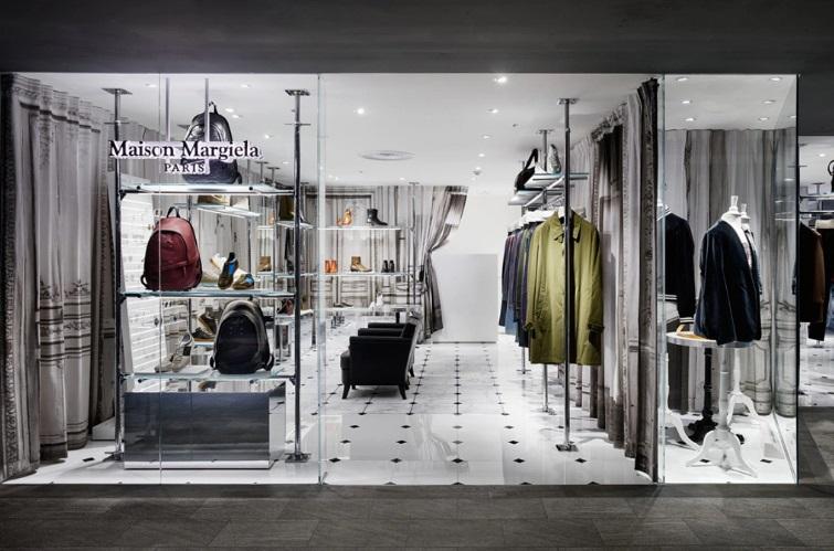 Maison margiela boutique tokyo cpp luxury - Maison de tokyo paris ...