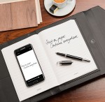 Montblanc Augmented Paper technology