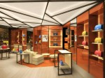 Moynat new store Seoul at the Shilla Hotel