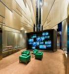 Rolex flagship store Singapore at Marina Square