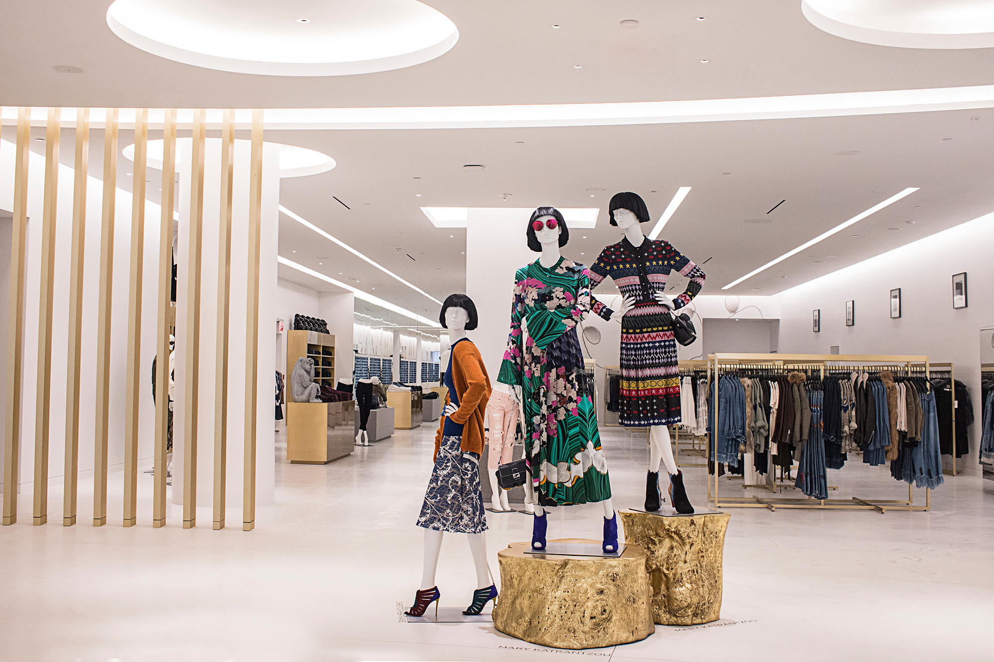 saks downtown opens in new york at brookfield place cpp luxury