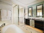 The Savoy London renovated Royal Suite - bathroom