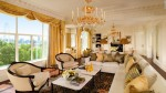 The Savoy London renovated Royal Suite - living room
