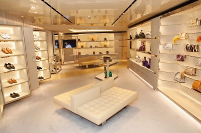 Tod's opens renovated and enlarged store in London