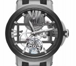 Ulysse Nardin new Executive Skeleton Tourbillon