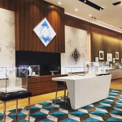 Birks unveils new store concept in Toronto