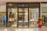 Damiani new store Kuala Lumpur at Pavilion