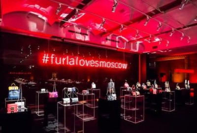 Furla grows 31% in Russia and celebrates 15 years presence