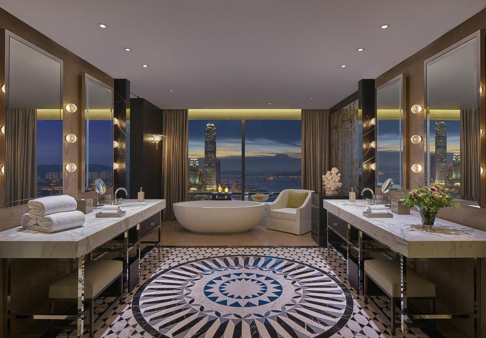 grand hyatt hong kong reopens following multi million