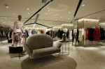 Harvey Nichols renovated store The Landmark, Hong Kong
