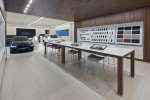 Jaguar Land Rover in-store retail concept at Westfield London
