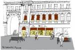 Loro Piana new store Moscow, Tretyakovsky Passage