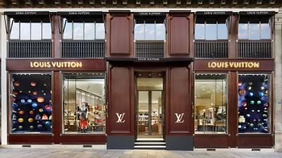 Louis Vuitton opens redesigned store in Paris at Saint Germain des Prés