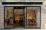 Paul Smith new store Paris, Rue Saint-Honoré
