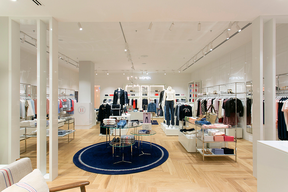 Tommy Hilfiger Debuts In Melbourne New Global Retail Concept In Asia Pacific Cpp Luxury