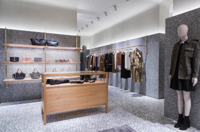 Valentino opens new store in St Petersburg, Russia
