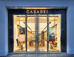 Casadei new store London, Mayfair