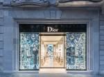 Dior new store Barcelona on Passeig de Gracia