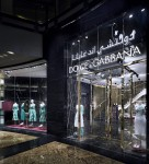 Dolce & Gabbana new store Dubai at Mall of Emirates