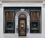 Harry Winston newly reopened store Bond Street