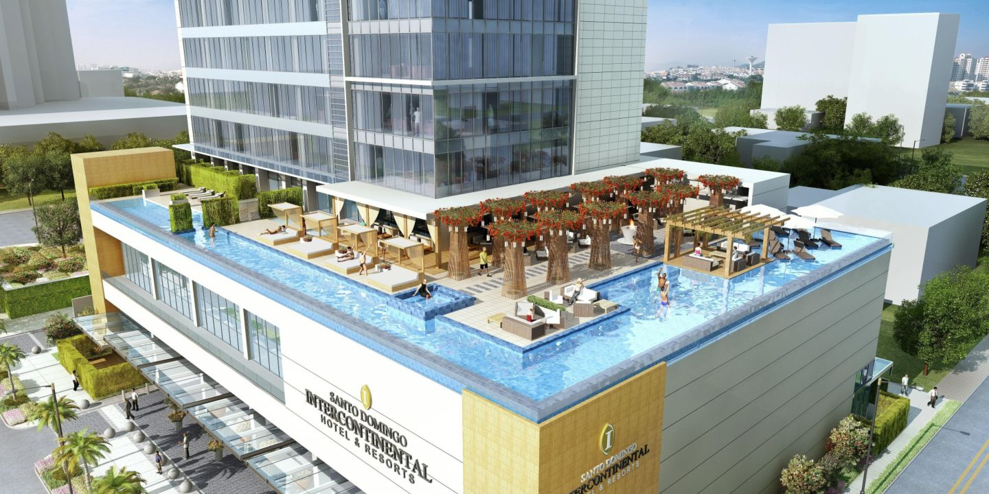 Intercontinental Hotel Opens In The Dominican Republic