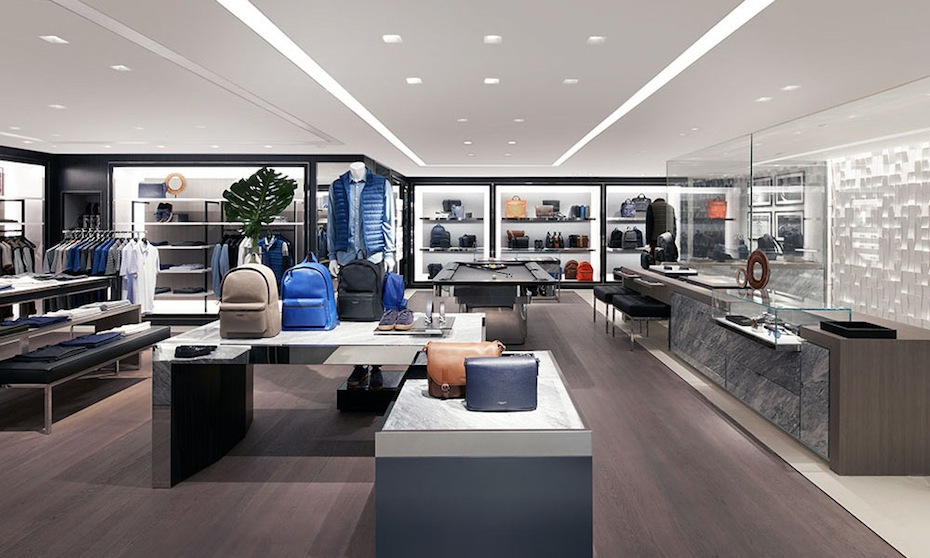 michael kors opens new flagship store in singapore at mandarin gallery cpp luxury. Black Bedroom Furniture Sets. Home Design Ideas