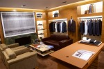Zegna newly renovated store London, New Bond St