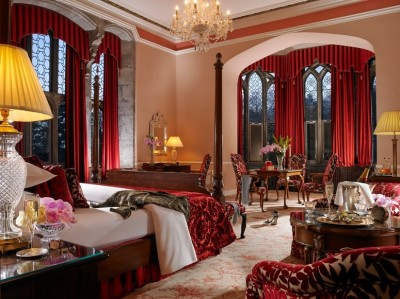 Adare Manor, Ireland -Dunraven Stateroom