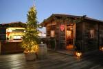 Christmas Market at Atmosphere Rooftop at Ritz Carlton, Vienna