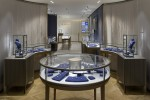 De Beers Diamond Jewellers new store New York at Madison Avenue