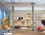 Louis Vuitton newly redesigned store SoHo, New York