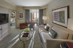 Mandarin Oriental Washington DC renovated room (Executive Water View Suite)