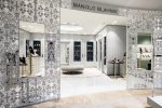 Manolo Blahnik new store Moscow at Vesna