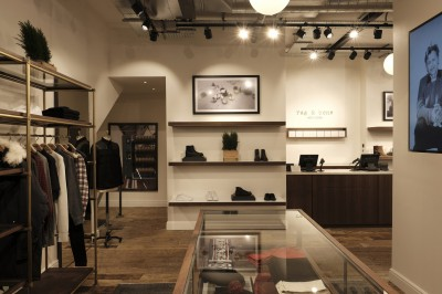 Rag & Bone opens new store in London at Old Spitalfields Market