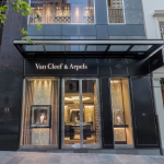 Van Cleef & Arpels new store Melbourne