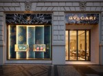 Bulgari new store Prague
