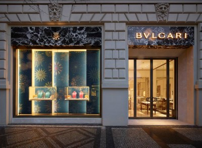 Bulgari opens new store in Prague