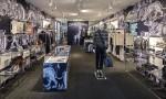 Louis Vuitton men´s pop-up store Soho