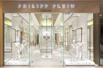 Philipp Plein Junior store opens in Hong Kong