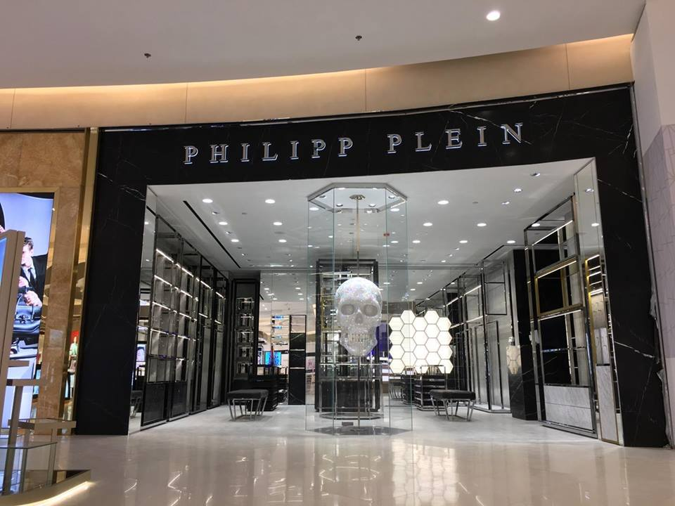 philipp plein opens new store in thailand cpp luxury. Black Bedroom Furniture Sets. Home Design Ideas