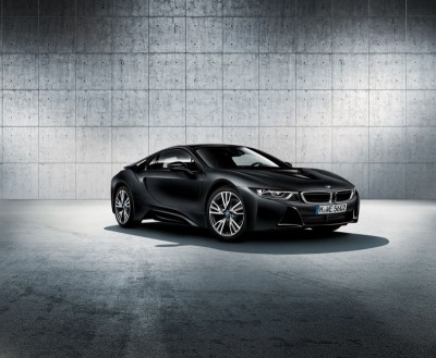 BMW i8 Protonic Frozen Black (Geneva Motor Show 2017)
