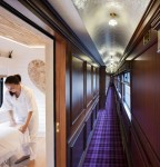 Belmond Royal Scotsman - Bamford Haybarn Spa carriage