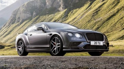 Bentley Continental Supersports (Geneva Motor Show 2017)
