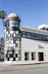 DIOR new pop-up Los Angeles