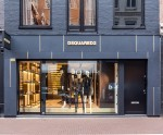 Dsquared2 new store Amsterdam, NL
